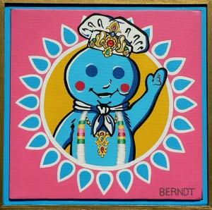 Poppin Fresh Krishna